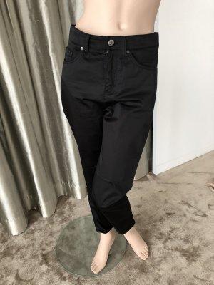HUGO Hugo Boss Five-Pocket Trousers black mixture fibre