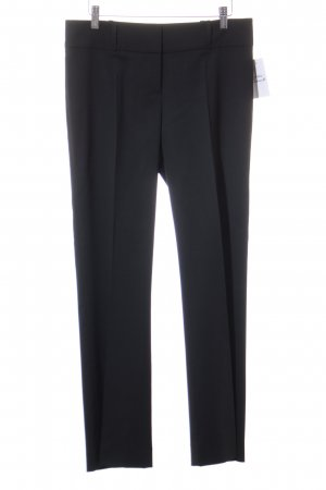 Boss Hugo Boss Bundfaltenhose schwarz Business-Look