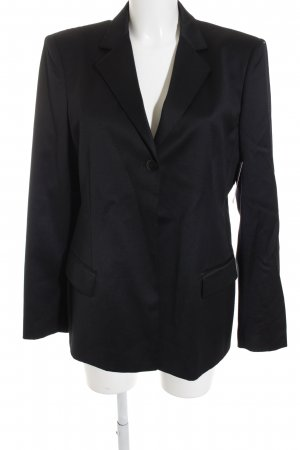 Boss Hugo Boss Long-Blazer schwarz Business-Look