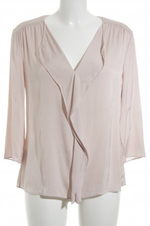 Boss Hugo Boss Seidenbluse rosé Business-Look
