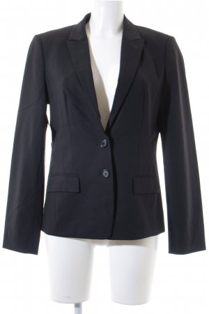 Boss Hugo Boss Smoking-Blazer dunkelblau Business-Look