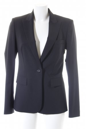 Boss Hugo Boss Smoking-Blazer schwarz Business-Look
