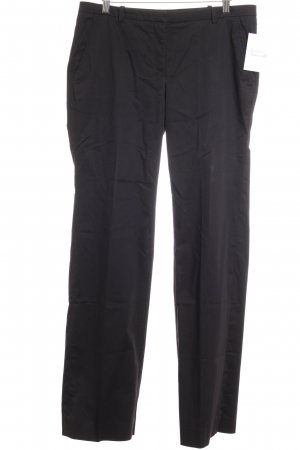 Boss Hugo Boss Stoffhose schwarz Business-Look