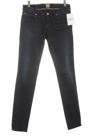 Boss Hugo Boss Stretch Jeans dunkelblau Casual-Look