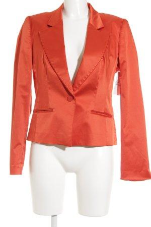 Boss Hugo Boss Tweedblazer orange Business-Look