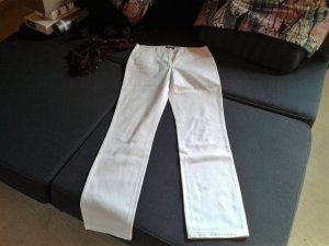 Boss Jeans weiß, festes Material