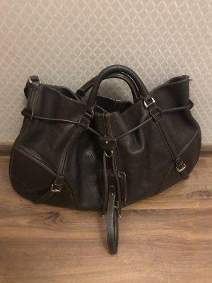 Boss Leder Tasche