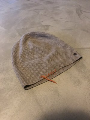 Boss Orange Bonnet gris brun-orange clair