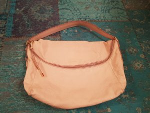 Boss orange Beutel Tasche Leder nude NP 349 EUR