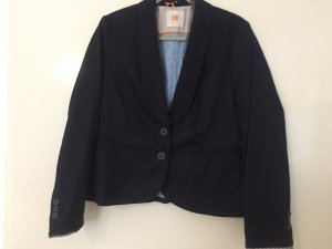 BOSS Orange Blazer, Navy, Osonni-W, Gr. 42, L