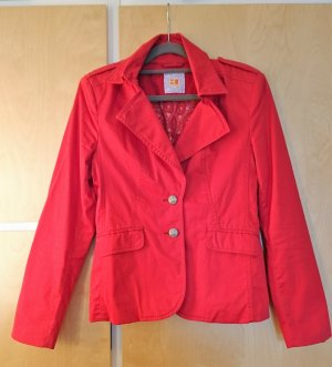 BOSS Orange Blazer Oselenia medium red Gr. 38