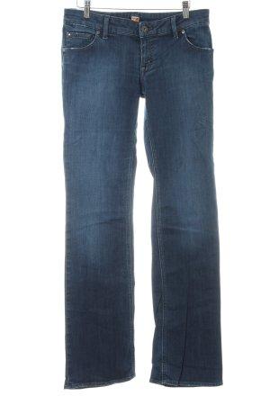Boss Orange Boot Cut Jeans blue casual look