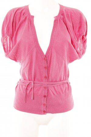 Boss Orange Cardigan neonpink Casual-Look