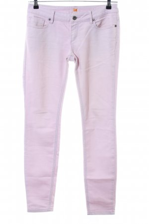 Boss Orange Five-Pocket Trousers pink casual look