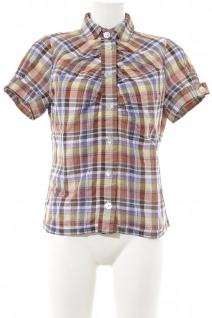 Boss Orange Blusa-camisa estampado a cuadros look casual