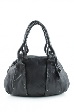 Boss Orange Borsa con manico nero stile casual