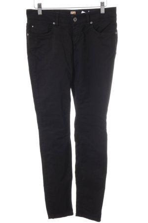 Boss Orange Jeans taille basse noir style athlétique