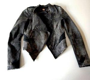 BOSS Orange Jeans Biker Jacke