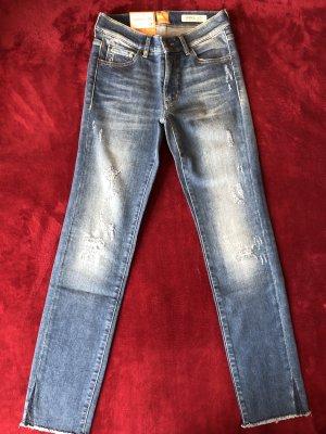 Boss Orange Jeans stretch bleu