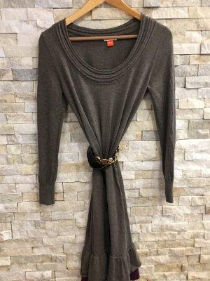 Boss Orange Kleid Wollkleid