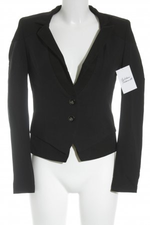 Boss Orange Kurz-Blazer schwarz Business-Look