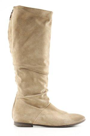 Boss Orange Korte laarzen beige casual uitstraling