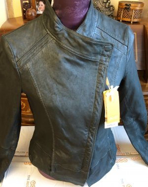 BOSS ORANGE, NEU ,Lederjacke,38