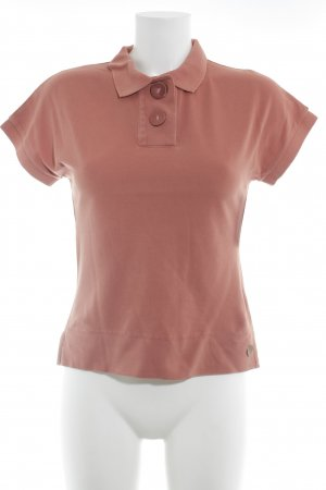 Boss Orange Polo-Shirt lachs Business-Look
