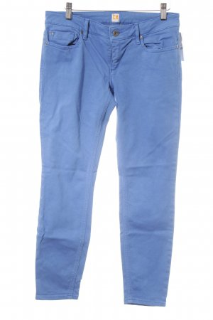 Boss Orange Jeans a sigaretta blu stile casual