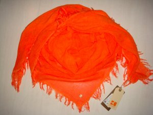 Boss Orange Scarf Orange