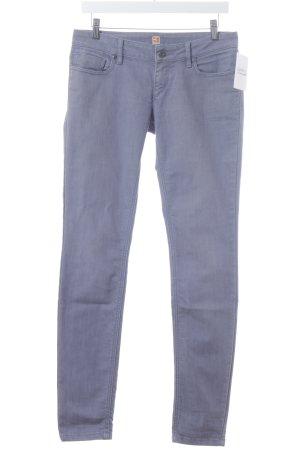 Boss Orange Skinny Jeans grau schlichter Stil