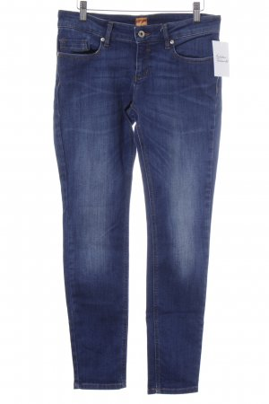Boss Orange Skinny Jeans stahlblau Casual-Look
