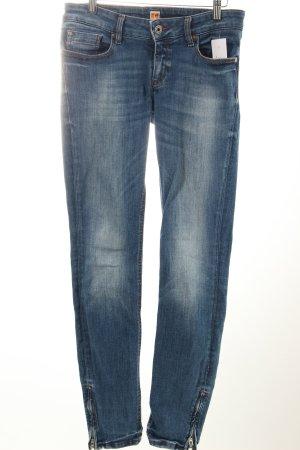 Boss Orange Slim Jeans blau