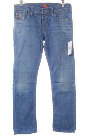 Boss Orange Slim Jeans blau schlichter Stil