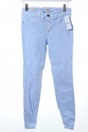 Boss Orange Slim Jeans hellblau Casual-Look