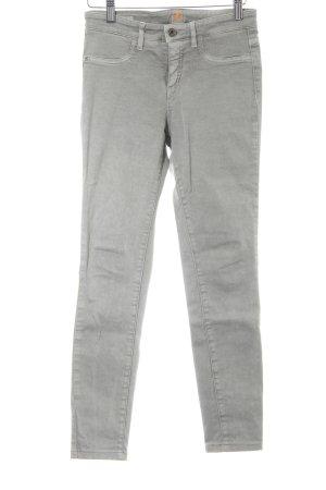 Boss Orange Slim Jeans hellgrau-grau Casual-Look