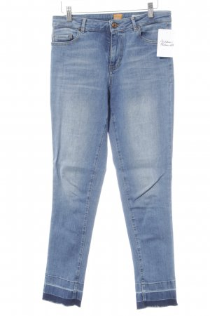 Boss Orange Slim Jeans kornblumenblau Casual-Look