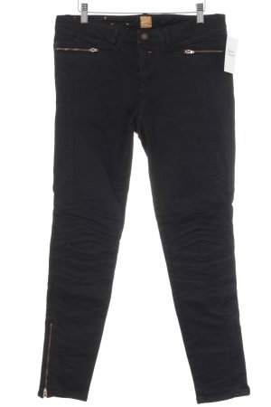 Boss Orange Slim Jeans schwarz Casual-Look