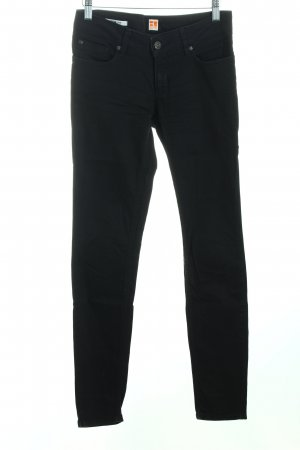 Boss Orange Slim Jeans schwarz klassischer Stil