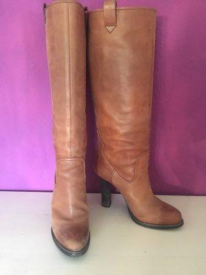 Boss Orange High Heel Boots brown-dark brown