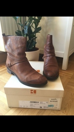 Boss Orange Stiefelette braun Gr. 39