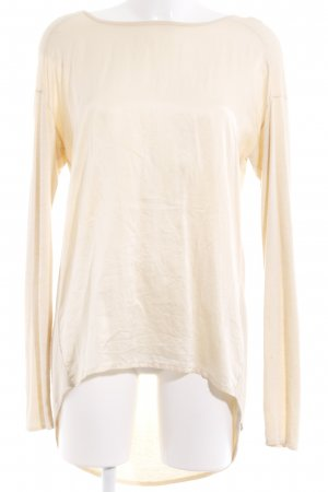 Boss Orange Strickpullover creme Casual-Look