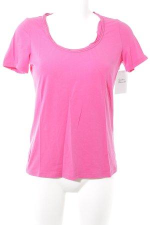 Boss Orange T-Shirt pink Casual-Look