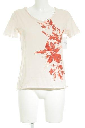 Boss Orange T-Shirt rosé Casual-Look
