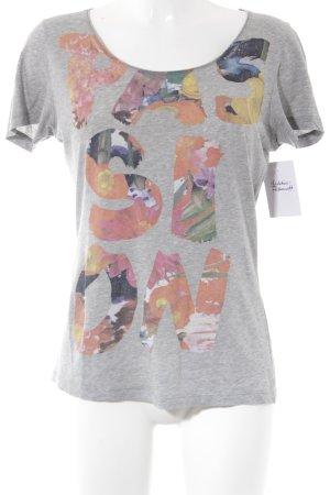 Boss Orange T-Shirt Schriftzug gedruckt Casual-Look