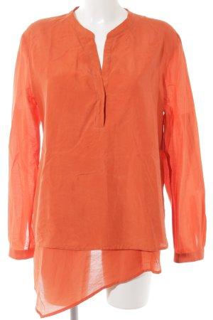 Boss Orange Tunikabluse orange Casual-Look