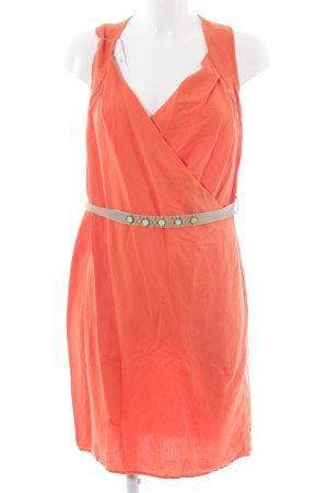 Boss Orange Wraparound dark orange-camel Boho look