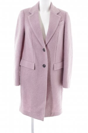 Boss Orange Wollmantel pink Business-Look