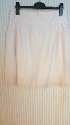 HUGO Hugo Boss Silk Skirt light pink mixture fibre