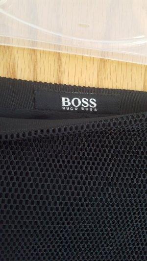 Boss Rock, schwarz, knielang, mesh, Unterrock